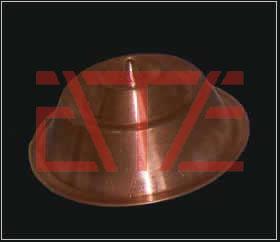 copo destilados cobre